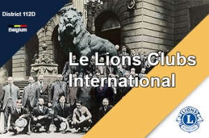histoire lions clubs international