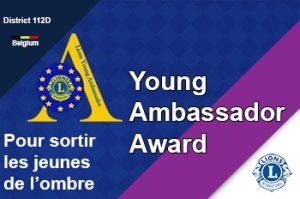 le young ambassador award 350