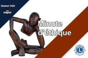minute ethique